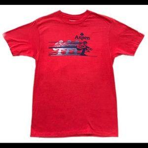 Vintage Aspen t shirt